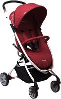 Детская прогулочная коляска Coto baby Verona (29/красный джинс) -