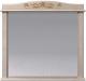 Зеркало для ванной Аква Родос Микелла 100 (ваниль) -
