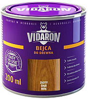 Морилка Vidaron B06 Дуб золотой (200мл) -