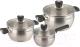 Набор кухонной посуды Rondell RDS-825 -