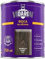Морилка Vidaron B12 Антрацит серый (0.75л) -