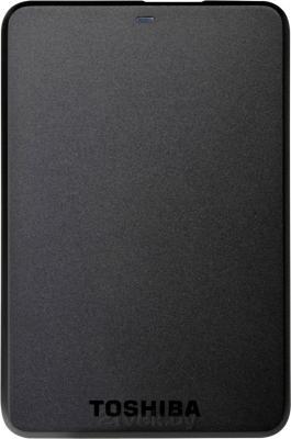 Внешний жесткий диск Toshiba Stor.E Basics 1.5TB Black (HDTB115EK3BA) - общий вид