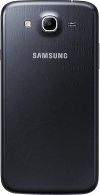 Смартфон Samsung Galaxy Mega 5.8 Duos / I9152 (черный) - вид сзади