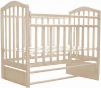 Детская кроватка Антел Алита-5 (Слоновая кость) -