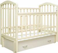 Детская кроватка Антел Алита-6 (Слоновая кость) -