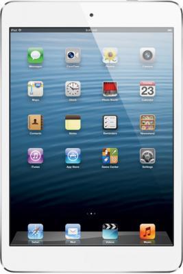 Планшет Apple iPad mini 16GB White (MD531TU/A) - фронтальный вид