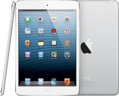 Планшет Apple iPad mini 32GB / MD532TU/A (белый) - с разных сторон