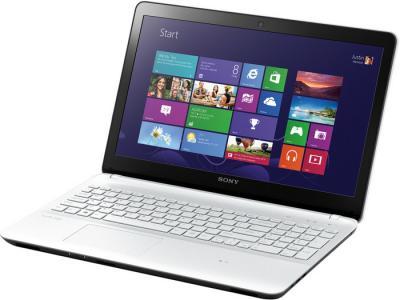 Ноутбук Sony Vaio SVF1521G2RW - общий вид