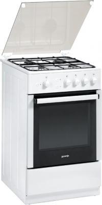 Кухонная плита Gorenje GIN52198AW - общий вид