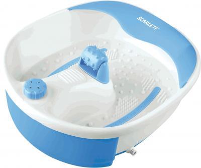 Ванночка для ног Scarlett SC-1203 White-Blue - общий вид