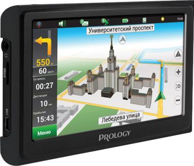 GPS навигатор Prology iMap-7300 - общий вид