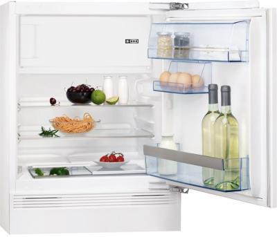 Холодильник с морозильником AEG SKS58240F0 - общий вид