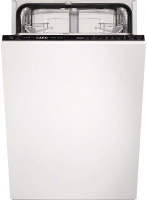 Посудомоечная машина AEG F55400VI0P - общий вид
