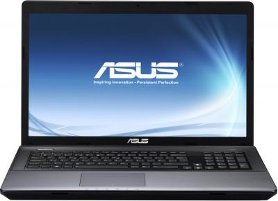Ноутбук Asus K95VJ (90NB00C1-M00950) - фронтальный вид
