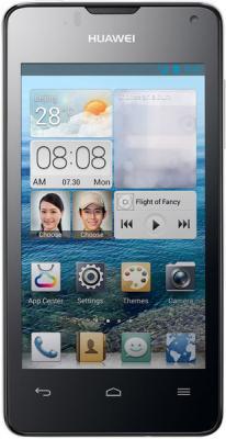 Смартфон Huawei Ascend Y300 (T8833) Black - вид сперреди