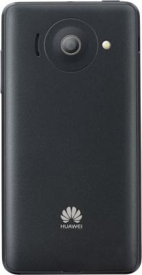 Смартфон Huawei Ascend Y300 (T8833) Black - вид сзади
