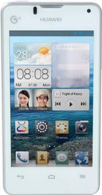 Смартфон Huawei Ascend Y300 (T8833) White - общий вид