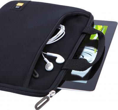 Чехол для планшета Case Logic TNEO-110K - внутренние и внешние карманы