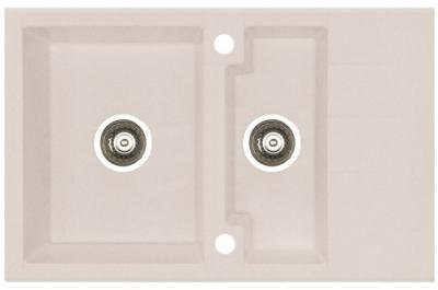 Мойка кухонная Alveus Cubo 40 (Terra) - общий вид