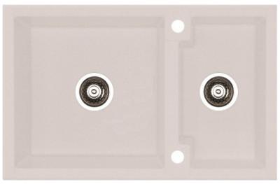 Мойка кухонная Alveus Cubo 50 (Terra) - общий вид