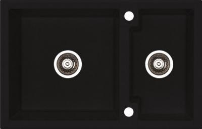 Мойка кухонная Alveus Cubo 50 (Carbon) - общий вид