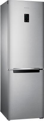 Холодильник с морозильником Samsung RB32FERMDSA - вполоборота