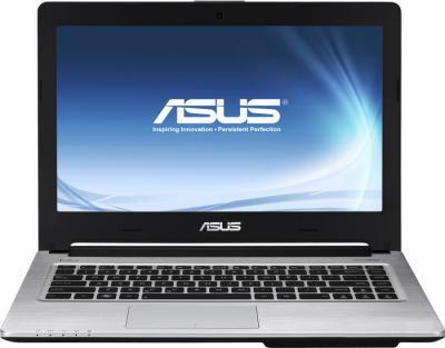 Ноутбук Asus K46CB-WX018D - фронтальный вид
