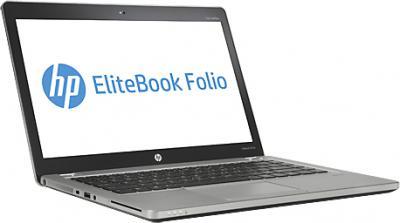 Ноутбук HP EliteBook Folio 9470m (C3C72ES) - вид сбоку