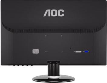 Монитор AOC M2752VH - вид сзади