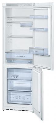 Холодильник с морозильником Bosch KGV36VW22R - общий вид