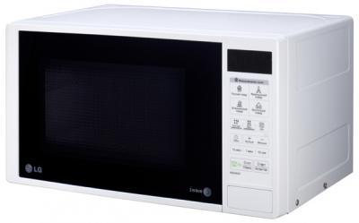 Микроволновая печь LG MS2042D - вполоборота