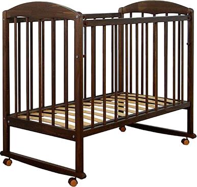 Детская кроватка СКВ 110116 (бук) - общий вид