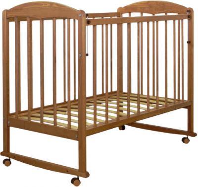 Детская кроватка СКВ 110117 (Орех) - общий вид