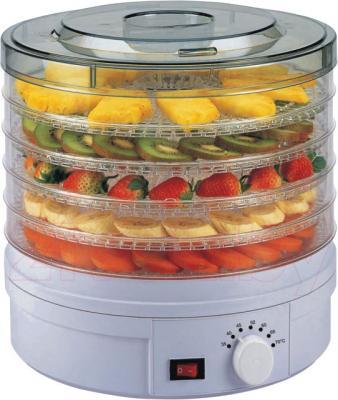 Сушка для овощей и фруктов SSenzo PTOX01252 (белый) - общий вид
