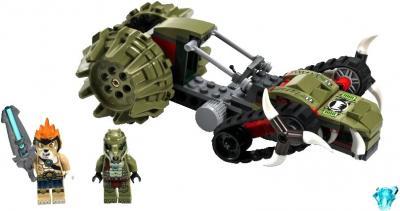 Конструктор Lego Chima Потрошитель Кроули (70001) - общий вид