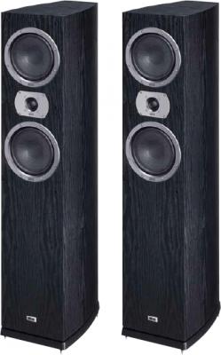 Акустическая система Heco Victa Prime 502 Black - общий вид
