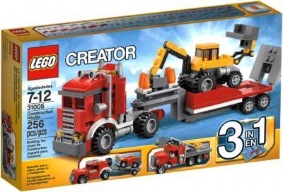 Конструктор Lego Creator Строительный тягач (31005) - упаковка