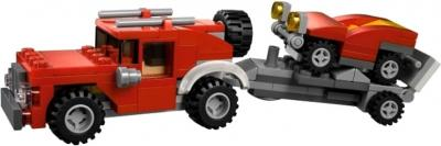 Конструктор Lego Creator Строительный тягач (31005) - общий вид
