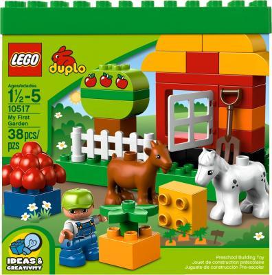 Конструктор Lego Duplo Мой первый сад (10517) - упаковка