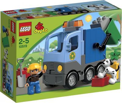 Конструктор Lego Duplo Мусоровоз (10519) - упаковка