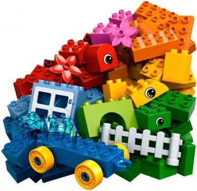 Конструктор Lego Duplo Набор для творчества (10555) - общий вид