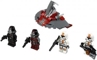 Конструктор Lego Star Wars Солдаты Республики против воинов Ситхов (75001) - общий вид