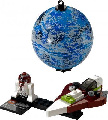 Конструктор Lego Star Wars Истребитель Джедаев и планета Камино (75006) - общий вид