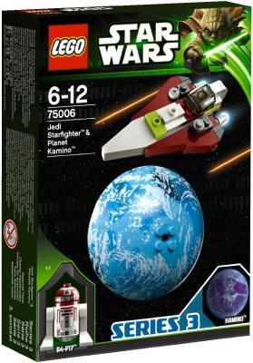 Конструктор Lego Star Wars Истребитель Джедаев и планета Камино (75006) - упаковка