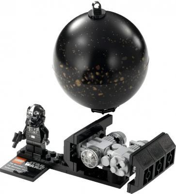 Конструктор Lego Star Wars Имперский TIE бомбардировщик и поле астероидов (75008) - общий вид