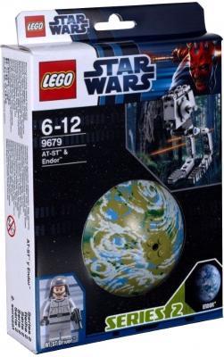 Конструктор Lego Star Wars AT-ST и планета Эндор (9679) - упаковка