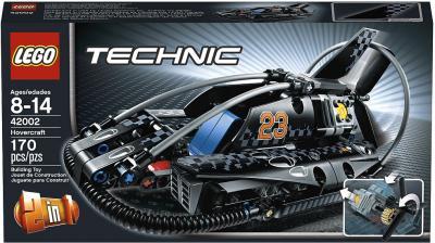 Конструктор Lego Technic Транспорт на воздушной подушке (42002) - упаковка