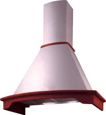 Вытяжка купольная Elica CORALLO ST WH F/60 CILIEGIO - общий вид