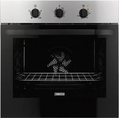 Электрический духовой шкаф Zanussi ZOB23301XA - общий вид