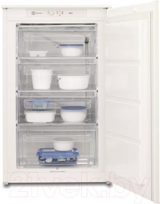Морозильник Electrolux EUN1101AOW - общий вид